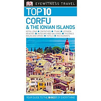 DK Eyewitness Top 10 Corfu and the Ionian Islands