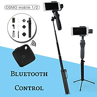 LDX-809 Extendable Bluetooth Selfie Stick Tripod Holder Suit For OSMO Mobile 1/2