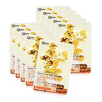 Bộ 10 Miếng Mặt Nạ Chống lão hóa Benew Natural Herb Mask Collagen ( 22ml / miếng ) - Hàng Chính Hãng