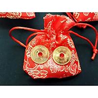 Đồng Xu 5 Yên Nhật may mắn