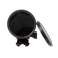 58mm Circular Polarizer CPL Lens Filter with Protective Cap for for for for GoPro HD Hero 4 Session