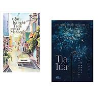 Combo 2 cuốn sách: Tia lửa + Tiệm bá nghệ Tada trước ga Mahoro