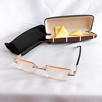 Kính lão thị chống tăng độ kính viễn loại tốt  thị tráng lớp chống UV chống mỏi mắt rõ và sáng 12kv
