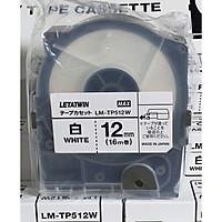 LM-TP512W Tape trắng dùng cho máy in đầu cốt LM-550