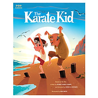 The Karate Kid : The Classic Illustrated Storybook