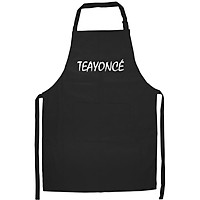 Tạp Dề Làm Bếp In Hình Teayonce- Hàng Cao Cấp Chính Hãng