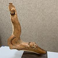 Tượng gỗ phong thủy Đạt Ma sư tổ