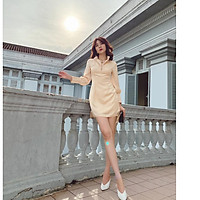 Đầm lụa Fara dress Gem Clothing SP060376