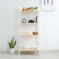 Kệ Sách Gỗ 4 Tầng Size L A Book Shelf 4FL Nội Thất Kiểu Hàn BEYOURs