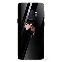 Ốp kính cường lực cho điện thoại Samsung Galaxy S9 - Tôi Yêu B.T.S MS TYBTS009