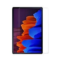 Dán Cường Lực dành cho Samsung Galaxy Tab S7/S7+ ZEELOT PureShield 2.5D Clear - Hàng Nhập Khẩu