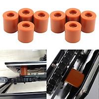 8Pcs Stable Heatbed Leveling Column Solid Bed Mounts Buffer Tube For Ender 3