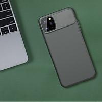 Ốp Nillkin bảo vệ Camera cho iPhone 11/11 Pro/11 Pro Max - Nillkin Camshield nắp đậy bảo vệ Camera Hàng nhập khẩu