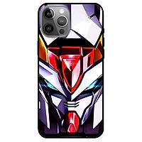 Ốp lưng dành cho Iphone 12 Mini - Iphone 12 - Iphone 12 Pro - Iphone 12 Pro Max mẫu Mặt Siêu Nhân