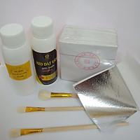 Combo dát vàng gói nhỏ dành cho người sử dụng ít chuyên dát vàng trang trí nhà ở, đồ thờ, đồ lưu niệm, điện thoại, làm nail, slame...