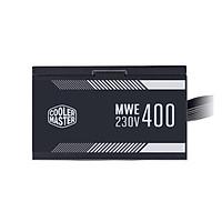 Nguồn máy tính Cooler Master MWE 400 - V2 - 80 Plus WHITE - Hàng chính hãng