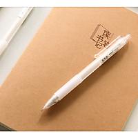 Bút chì bấm M&G 0.7 mm nhựa trong suốt giản đơn mà tinh tế AMPH1405