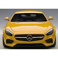 Xe Mô Hình Mercedes-Amg Gt S 1:18 Autoart - 76314 (Vàng)