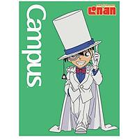 Bộ 5 Vở Campus Conan Cute 96 Trang - 4 Ô Ly - NB-ACNC96 - Mẫu 2