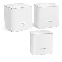 Bộ 3 Thiết Bị Router Wifi Tenda NOVA MW3 - Hàng Nhập Khẩu
