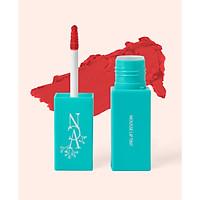 SON KEM DẠNG LÌ - VCN - Mousse Lip Tint #5 Raspberry Red