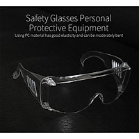 Goggles Glasses Unisex High Definition Fog Blocking Anti-dust Droplets Adjustable Eyewear