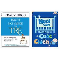 Combo sách đọc vị mọi vấn đề của trẻ và nuôi con không phải cuộc chiến tặng 1 cuốn truyện song ngữ bìa mềm anh việt  ngẫu nhiên