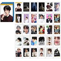 Lomo card BTS V bộ thẻ ảnh BTS Map of the soul 7