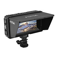 Fotga E50S 4K On-camera Field Monitor 5-inch Touch IPS Screen 2500nits with HDMI 3G-SDI 3D LUT USB Upgrade for DSLR