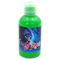 Màu Body Paint EZ Clean - Chai 120ml - Xanh Lá