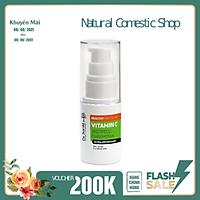 Serum Dr.Sante Vitamin C làm sáng và trẻ hóa da cấp tốc 30ml