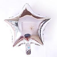 Bóng bóng kiếng ngôi sao trang trí tiệc