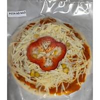 Pizza ngon như nhà làm (pizza bò ngô, Pizza xúc xích, Pizza thập cẩm)