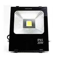 Đèn LED pha đen FK-FL07C-20W