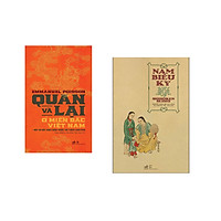 Combo 2 cuốn sách: Quan và Lại ở miền bắc Việt Nam + Nam Biều Ký - An Nam Qua Du Ký Của Thủy Thủ Nhật Bản Cuối Thế Kỷ XVIII