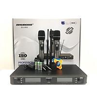 """Micro amply """"SHUBOSS SU800"""" karaoke cao cấp – HÀNG VIP - SẢN PHẨM CHÍNH HÃNG"""