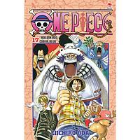 One Piece Tập 17: Hoa Anh Đào Của Hiluluk (Tái Bản 2020)