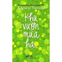 Sách - Khu vườn mùa hạ (TB 2020) (tặng kèm bookmark thiết kế)