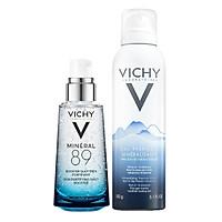 VICHY TINH CHẤT KHOÁNG CÔ ĐẶC VICHY MINERAL 89 50ML TẶNG XỊT KHOÁNG THERMAL 150ML