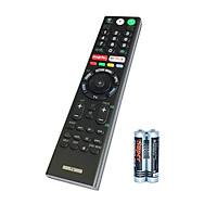 Remote Điều Khiển Giọng Nói Smart TV, Tivi Thông Minh Dành Cho SONY BRAVIA RMF-TX310P
