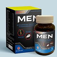 SUPER MEN Hỗ trợ điều trị yếu sinh lý xuất tinh sớm rối loạn cương dương hộp 30 viên