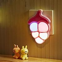 Đèn LED Ngủ Thông Minh Cảm Biến Ánh Sáng Tự Tắt Mở ( Có nhiều mẫu)