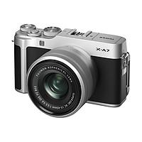 Máy ảnh Fujifilm X-A7 Kit 15-45 mm - Hàng Nhập Khẩu