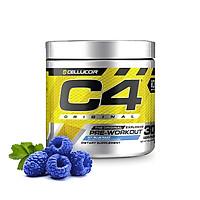 Pre-Workout siêu mạnh C4 Original của Cellucor hương Icy Blue Razz hỗ trợ Tăng Sức Bền, Sức Mạnh đốt mỡ giảm cân 30 lần dùng