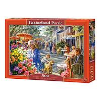 Xếp hình puzzle Street of Dreams 500 mảnh CASTORLAND B0053438