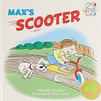 Sách tiếng Anh - Max's Scooter
