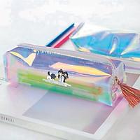 Hộp bút trong hologram IN HÌNH Trần Tình Lệnh đam mĩ chibi