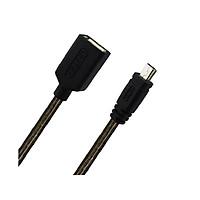 Cáp Mini USB OTG Unitek Y-C439 cho Table và Mobile- Chính hãng