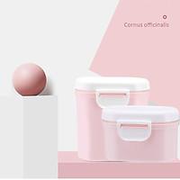 Portable Outdoor Baby Infant Milk Powder Storage Box Tank Organizer