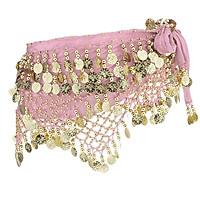 Costume Belly Dance Skirt Coin Cloth Coin Belt With 320 Coins Tassel Belly Dance Carnival Carnival